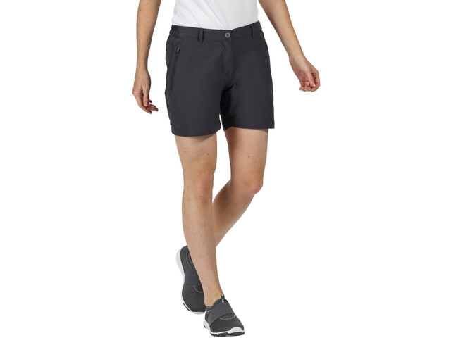 Regatta Highton Mid Shorts Women seal grey